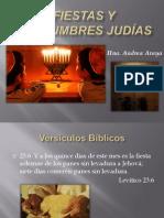 Fiestas y Costumbres judías