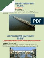 Puentes Mas Famosos Del Mundo Segun Su Record