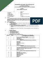 Silabo de Aprestamiento2009-II