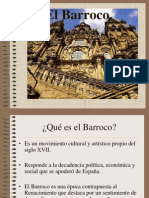 Barroco 2009