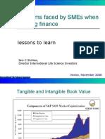Venice SMEs Seeking Finance2