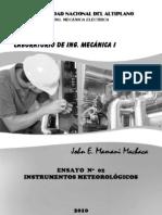 29406736 Laboratorio de Ing Mecanica I 02 de La Universidad Nacional Del Altiplano PUNO