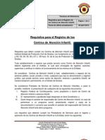 2013-Requisitos Para El Registro de Estancias Infantiles-InSTITUTO PC