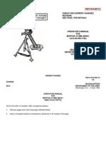 81mm Mortar Manual