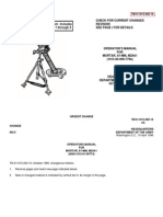 81mm Mortar Manual