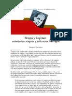 Borges y Lugones