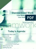 Standarized Work Presentation