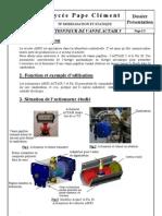 Dossier Presentation
