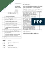 Language Survey