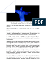 Comissão de Saúde Primária ( CSP ) e Autismos
