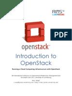 2012 Aims Openstack Handouts