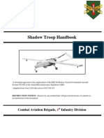 Shadow UAV Handbook