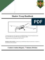 Shadow UAV Handbook