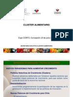 Cluster Alimentario Expo CORFO
