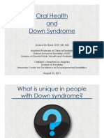 (PPT) Oral Health and Down Syndrome