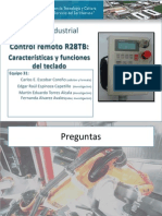 presentacion R28TB 4