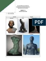 Tipos de Escultura