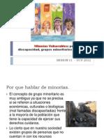 DERECHO DE LAS MINORÍAS