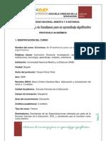 Protocolo Aprendizaje Significativo 2010 Creditos 3