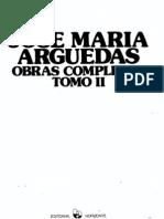 Arguedas Jose Maria - Obras Completas Tomo 2