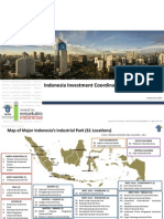 Paparan Kawasan Industri Indonesia (2012) English