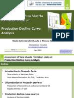 Evaluacion Del Shale Oil de VM_analisis de Declinacion_IAPG2013