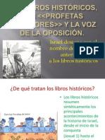 (5a) Los libros históricos (los