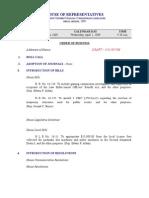 Saipan House Bill 16-30