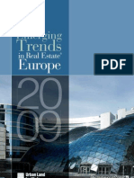 Recession & Emerging Trends in European Real Estate Market