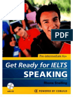 Get Ready for IELTS Speaking Pre-Intermediate A2+ (RED)