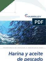 Planta Haarsvey de Harina de Pescado