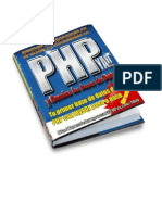 Tutorial Proyecto PHP
