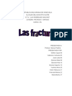 Trabajo de Fracturas REVISADO