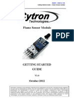 Flame Sensor Module Getting Started Guide - Google Drive