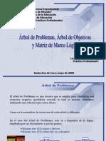 21233672 Instrumentos de La Planificacion Estrategica Arbol de Objetivos y Marco Logico