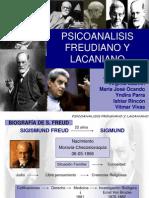 Psicoanalisis Freudiano y Lacaniano 1226623309629765 9