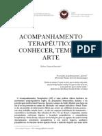 ACOMPANHAMENTO TERAPÊUTICO
