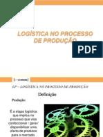 Logistica no Processo de Produção