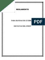 Reglamento Para Grupos Civicos Del Snest
