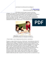 20 datos para dominar las modernas prácticas pedagógicas