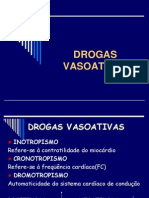 DROGAS VASOATIVAS.