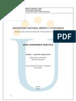 Guia de Componente Practico 2013-I CONTROL ANALOGICO