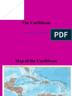 Locating and Defining the Caribbean