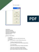 Practica de Informatica III Uso de Listbox