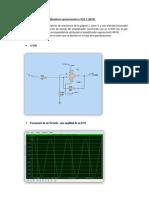 Comparación de los amplificadores operacionales LF356 Y LM7411