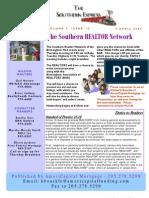 9 April 2009 Southern Realtor Caravan Newsletter
