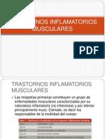 TRASTORNOS INFLAMATORIOS MUSCULARES