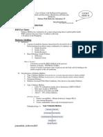 NCM103 14th Endoc IV