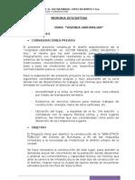Memoria Biblioteca Publica - Punchana