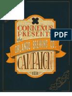 Orlando Brewing Company Campaign